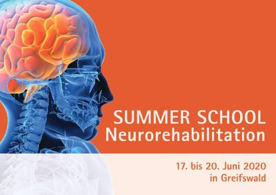 Summer-School Neurorehabilitation 2020 in Greifswald